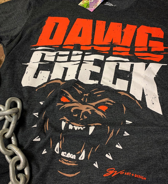 Official DAWG CHECK T shirt