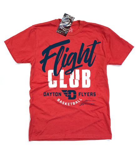 Flight Club Dayton Flyers T shirt