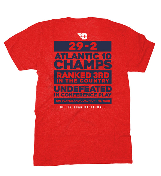 Dayton Unforgettable Season T shirt