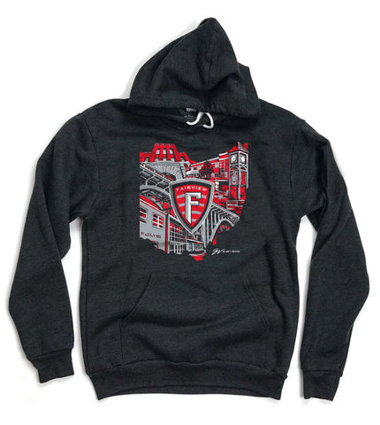 Fairview Hooded Sweatshirt