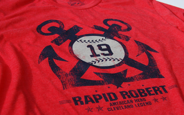 Bob Feller Tribute Shirt