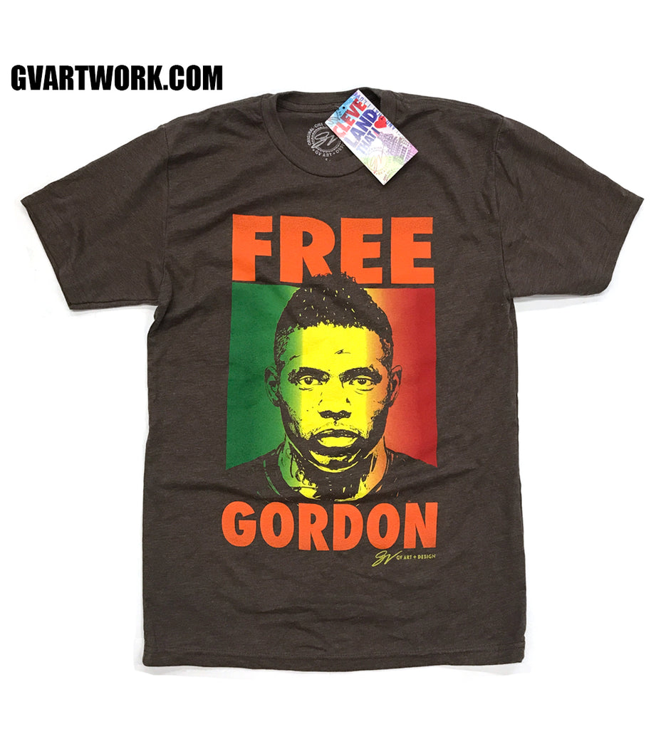 best website 7d8ff 4e92d Free Josh Gordon shirt