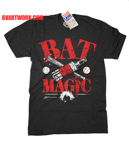 "Cleveland ""Bat Magic"" T shirt"
