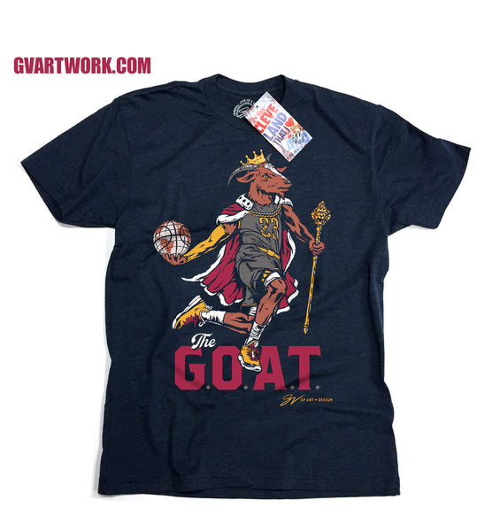 Limited Edition G.O.A.T 23 T shirt