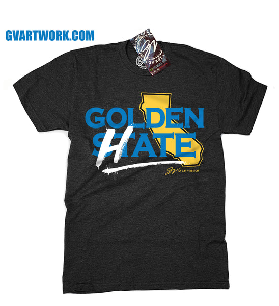 Golden Hate T shirt