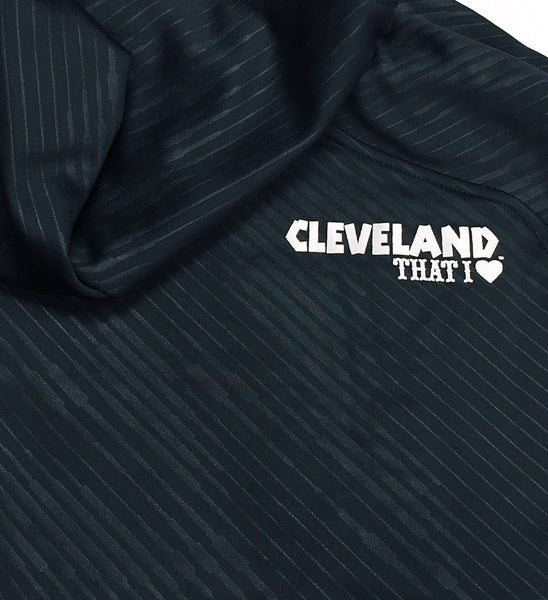 Cleveland C Feather Athletic Hooded Sweatshirt