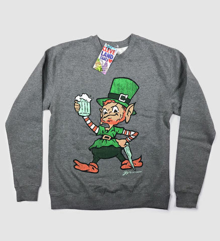 Irish Team Cleveland Crew Sweatshirt