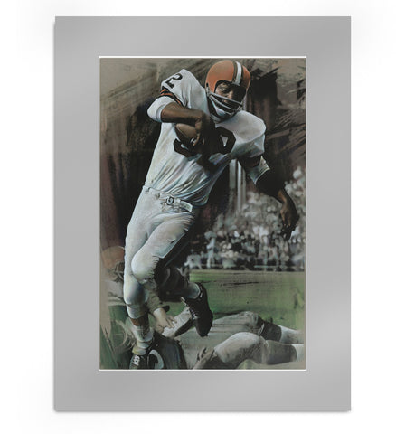 Jim Brown Artwork