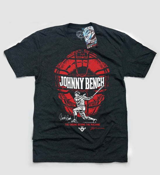 Johnny Bench T shirt