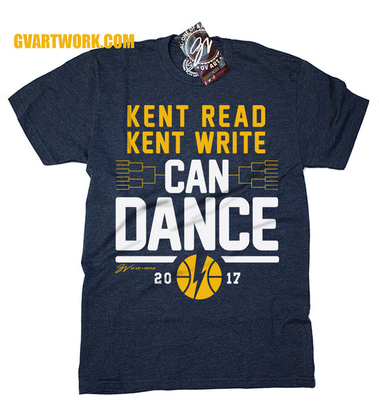 Kent Read. Kent Write. CAN DANCE T shirt