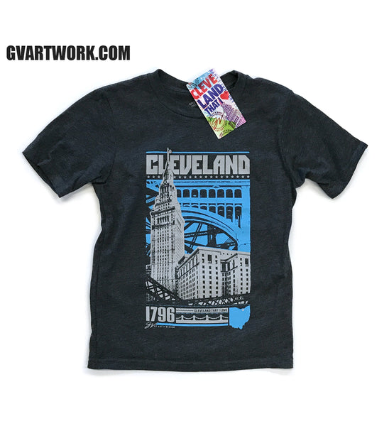 Youth: Two Tone Bold Cleveland