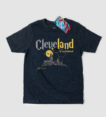Kids CleveLAND Of Enchantment T Shirt