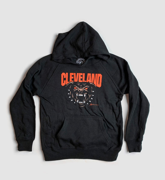 Kids Cleveland Dawg Hooded Sweatshirt