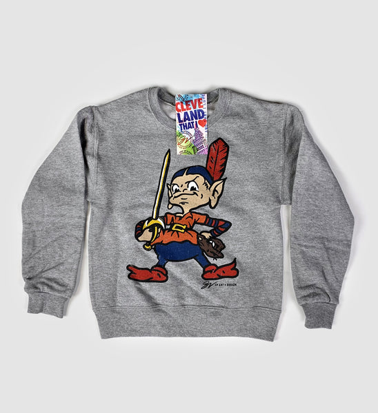 Kids Team Cleveland Crew Sweatshirt