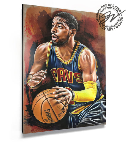 Kyrie Irving Original Artwork