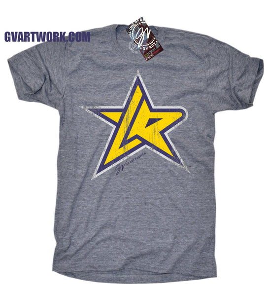 Lakewood Rangers LR Star T-shirt