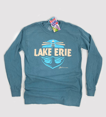 Lake Erie Long Sleeve T shirt