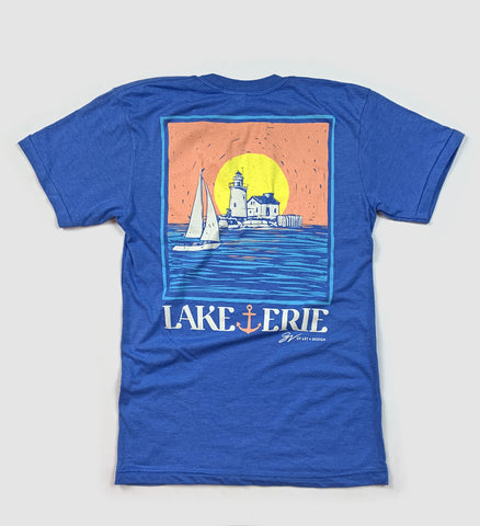 Lake Erie Nothing Greater T shirt