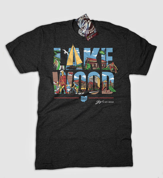 Lakewood Community T shirt