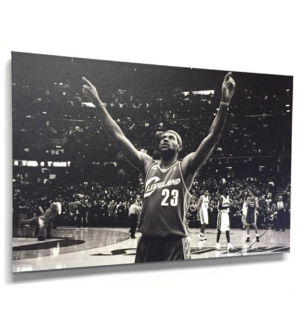 Limited Edition Lebron James Original Photograph