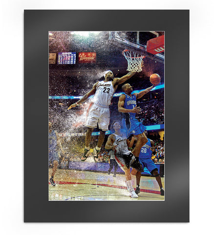 Lebron James Original Photograph