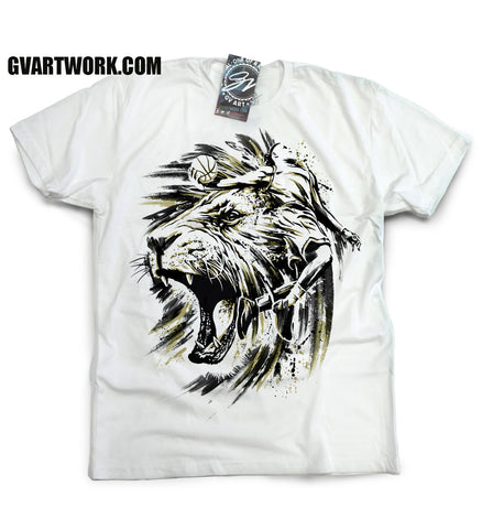 Limited Edition Heart of a Lion T shirt