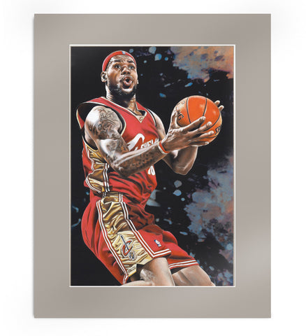 Lebron James Artwork