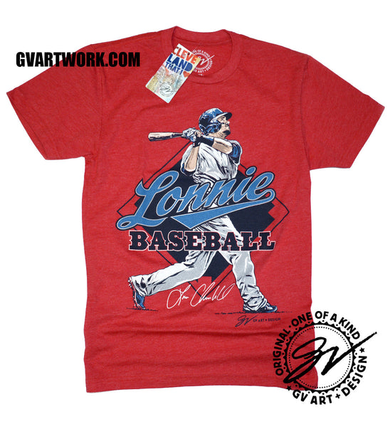 Official Lonnie Baseball Lonnie Chisenhall shirt