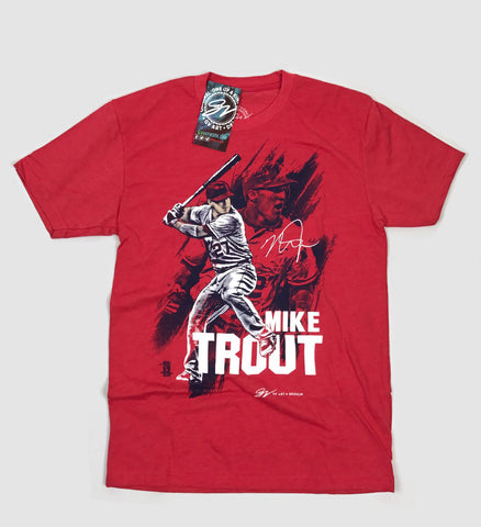 Mike Trout T shirt