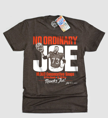 No Ordinary JOE - Joe Thomas T Shirt