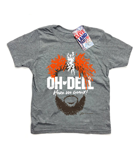 Kids OH-Dell shirt