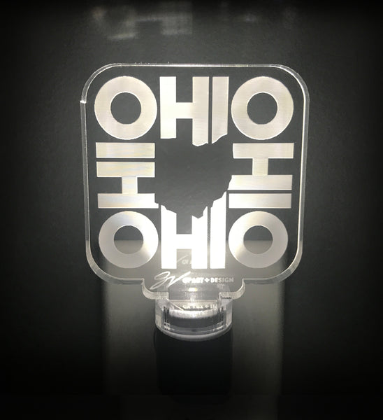 All in Ohio Night Light