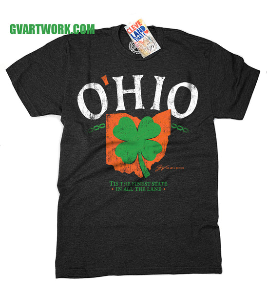 O'Hio Irish T shirt