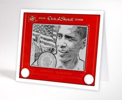 Limited Edition President Obama Inaugural Card