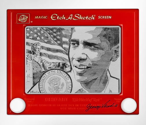 Limited Edition President Obama Inaugural Artwork