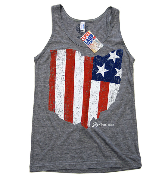 OHIO USA Tank Top