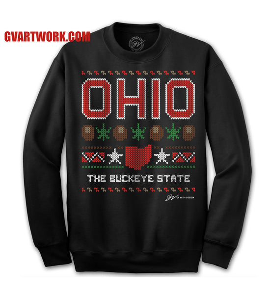 The Buckeye State - The not so Ugly, Ugly Sweater