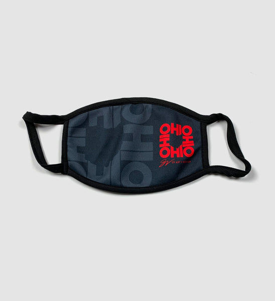 All In Ohio Mask