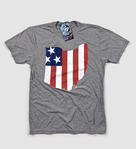 New OHIO USA T shirt