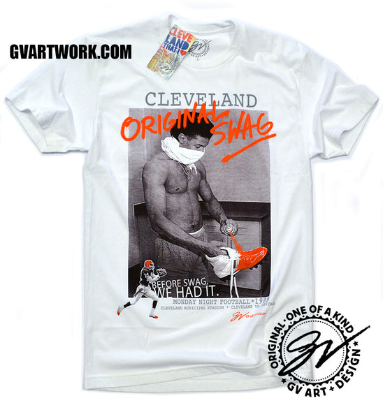 Webster Slaughter Cleveland Original Swag