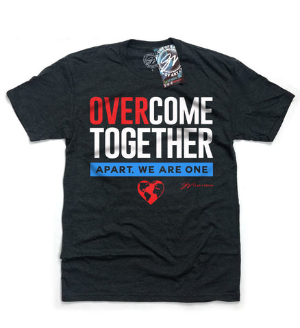 OverCOME TOGETHER T Shirt
