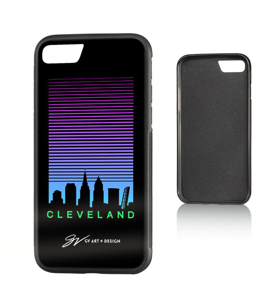 Cleveland Skyline Phone Case