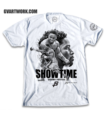 Official Showtime Shawn Porter T shirt