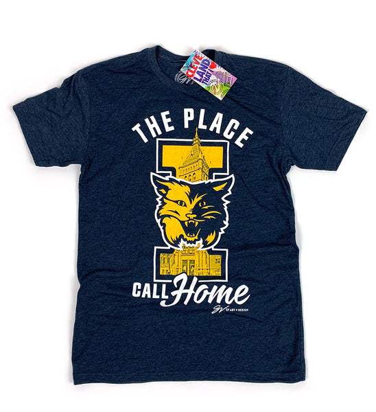 Saint Ignatius The Place I Call Home T shirt