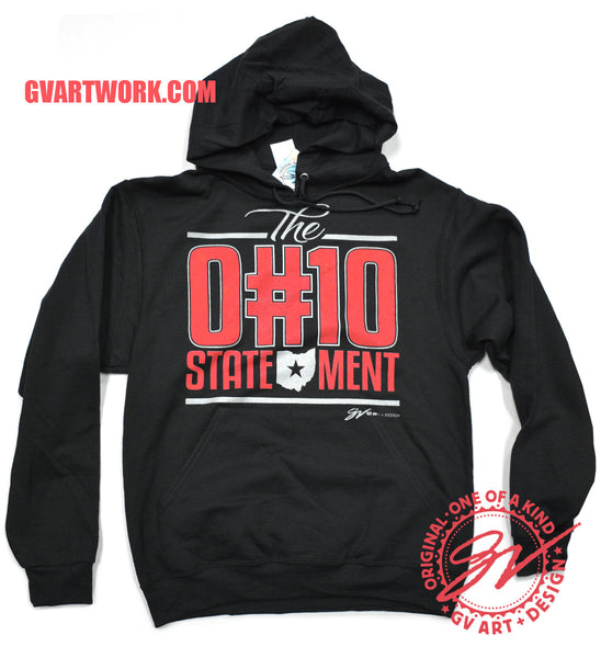 NO LONGER AVAILABLE - THE Ohio Statement Hooded Sweatshirt