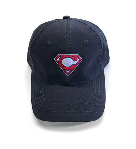 Cleveland Super C Dad Hat - Navy