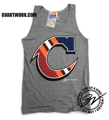 Team Cleveland C Tank Top