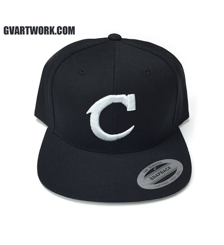 Black/Grey Team Cleveland C Snap Back