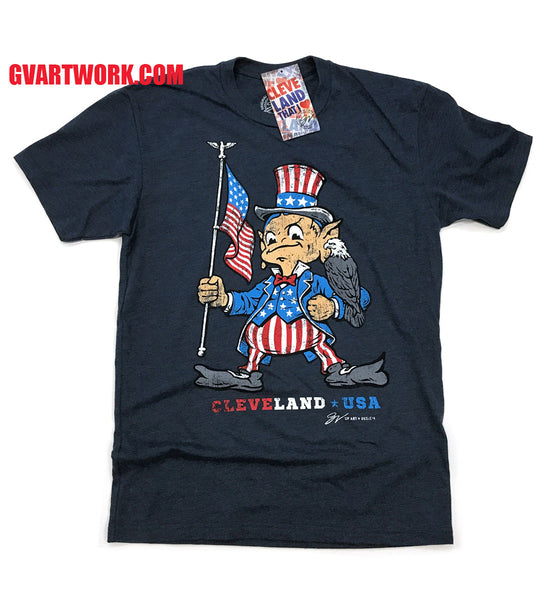 USA Team Cleveland T shirt