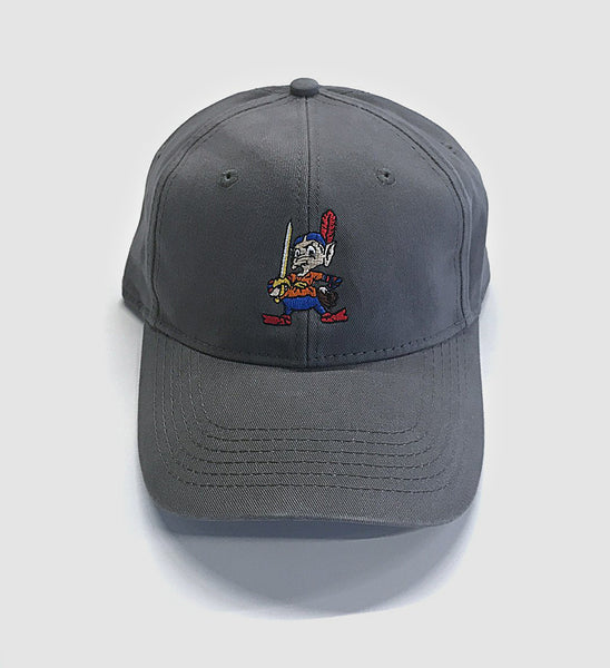 Team Cleveland Dad Hat Grey